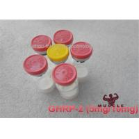 China Protein Peptide Hormones White Lyophilized Powder GHRP 2 5mg/vial Growth Hormone Releasing Peptide wholesale
