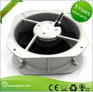 China Waterproof Ebm Papst DC Axial Blower Fan / 24 Volt DC Cooling Fan wholesale