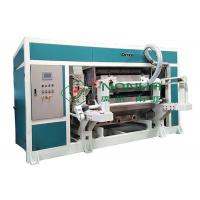 China Automated Rotating Egg Tray Machine Paper Tray Pulp Moulding Equipment on sale