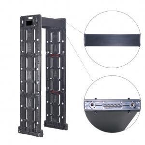 Buy cheap Easy Transport Walk Through Full Body Metal Detector Waterproof 2250 x 850 x 500mm from wholesalers