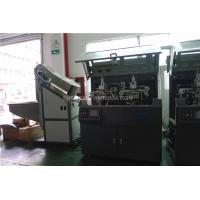 China Three Color Hot Foil Stamping Machine Curved Surface 3600Pcs / Hr on sale