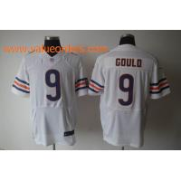 China Nike NFL Chicago Bears 9# Could white Elite Jersey wholesale