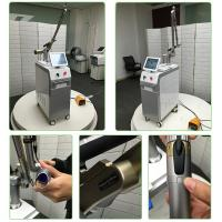 China Q-switched Nd yag laser tattoo/pigment /scar removal  machine with Korea 7 joints light guiding arm100% energy output wholesale