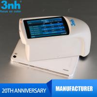 China Touch Screen Multi Angle Gloss Meter 2000 Gu NHG268 With Double Languages wholesale