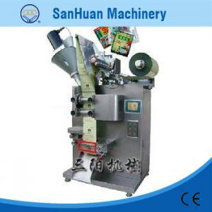 China Adjustable Lotus Root Starch / Coffee Powder Sealing Packaging Machine 220V 50Hz on sale