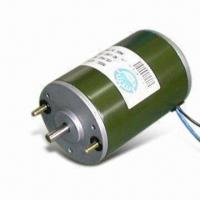 Buy cheap 4.6A Small DC Electric Motor with 80mm Diameter and 2.79kg.cm/27N.cm Torque in from wholesalers