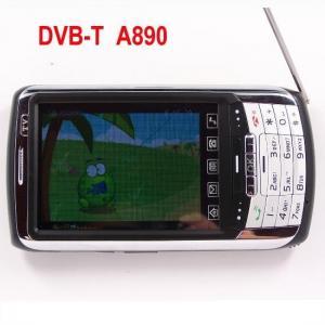 China DVB-T Digital TV Mobile Phone (A890) wholesale