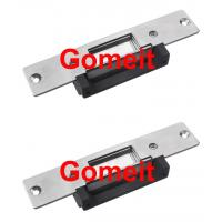 China ANSI Long Type Electric Door Strike For Frameless Glass Door Stainless Steel on sale