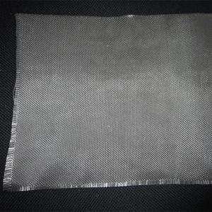 China Woven Fiberglass Micron Filter Fabric with Graphite Treatment wholesale