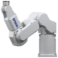 China Light And Compact Prosix C4 Series 6 Axis Industrial Robot Arm wholesale