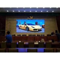 China Ultra Thin P2 Led Video Display Board 1680Hz Refresh Rate 100000 Hours Life Time wholesale
