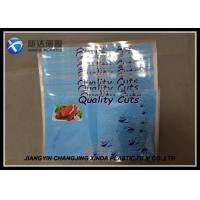 Long Term Food Vacuum Bags Customized Size With Tear Notch SGS