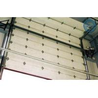 Parking folding garage door of intelligent control steel Garage with doors on both sides