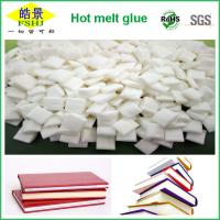 China Back Hot Melt Glue Pellets For Newspaper Binding / School Books Binding HS 35069190 wholesale