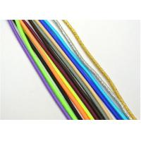 China Coloured 3mm Elastic Cord String Elastic Beading Thread High Tenacity wholesale