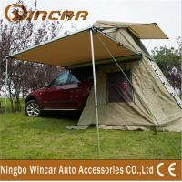 Quality Car Side Awning Roof Top Tent and Awning 4wd 4X4 Camping Rack for sale