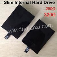 China 320GB HDD Xbox 360 Slim Hard Drives replacement For Xbox 360 Games wholesale