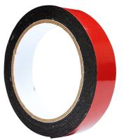 China Good Initial Adhesion Pe Acrylic Adhesive Foam Tape For Door And Window Sealing wholesale