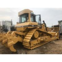 China New Paint Used Cat Bulldozer Caterpillar D7r With Three Shanks Ripper on sale