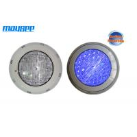 China DMX / WIFI Control Underwater Stainless Steel Surface Mounted LED Pond Light wholesale