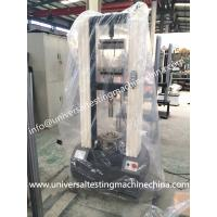 China geotextile fabric Tensile strength testing machine wholesale