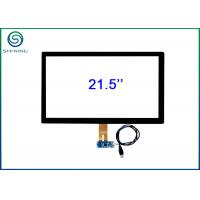 China 21.5'' USB Capacitive Touch Screen Panel  For Multi Touch Monitor wholesale