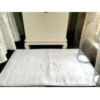 China Luxury Hotel Vendome Bath / Bathroom Rugs And Mats , Hotel Collection Bath Rugs wholesale