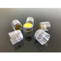 China Moistureproof Clear PVC Wine Shrink Capsules Non Toxic Gloss / Matte Lamination wholesale