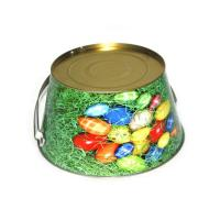 China Wholesale easter tin buckets wholesale