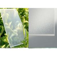 China High Transparent AR Coating Low Iron Tempered Glass Flat Shape For PV Panel wholesale
