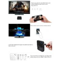 Full HD Media Player XBMC UtilOS Edition Amlogic S802 Quad Core tv box Google Android 4.4.2 KitKat Rippl-TV