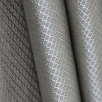 Quality nickel copper radiation protection fabric for bags and wallets lining 80DB for sale