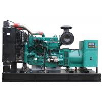 China Soundproof 312.5kva / 250kw Cummins Diesel Generator Set , Generator Diesel Engine With CCEC Cummins Engine wholesale