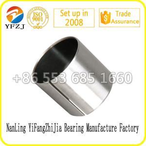 China Many sizes oilless bush supply auto rubber bushing,wrapped bronze bearing on sale