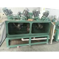 China 1440rpm 4KW Steel Brush Wire Descaling Machine With Ø5.5mm - Ø20mm Inlet Diameter wholesale