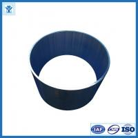 China Competitive price customized extruded aluminium round tube diameter 116mm thickness 2.0mm wholesale
