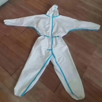 China CE certified whitelist disposable protective clothing for medical use wholesale