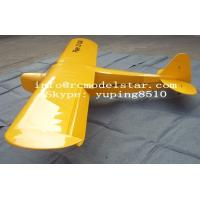 "China Piper J3 100cc 157.5"" Rc airplane model, remote control plane wholesale"