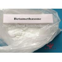 China Anti-Inflammatory Glucocorticoid Betamethasone Powder Pharmaceutical Raw Material CAS: 378-44-9 wholesale
