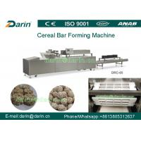 China Best Selling Professional Chocolate Bar/cereal Bar Forming Machine on sale