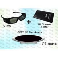 China Cybercafé 3D IR Multimedia Emitter kit with 3d IR emitter and glasses wholesale