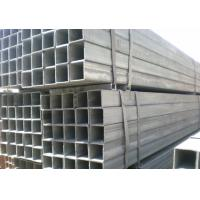 China Square, Rectangle Q215, Q235 oiled / black color / galvanized Welded Steel Pipes / Pipe wholesale