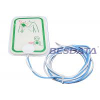 Quality Portable Training AED Defibrillator Pads Compatible Zoll Defibrillator 1.5m Cable Length for sale