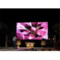 China Pixel configuration 1R1G1B Outdoor  P10 Stage LED Screens Module 160mmx160mm wholesale