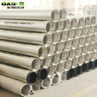 China ASTM A312 8 5/8inch Stainless Steel 316L Water Well Casing and Tubing Pipes on sale