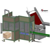 Quality Full Automatic Case Packer Air Packing Machine For Tissue Paper Packing Cartoning Machinery for sale