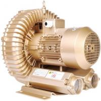 China 25 HP High Effeciency IE3 Motor Side Channel Air Blower For Central Vacuum System wholesale