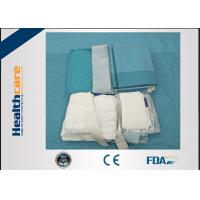 China EO Sterile Medical Procedure Packs TUR Drape Pack With ISO13485 Certificate wholesale