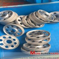 China Vacuum welded diamond grinding wheel  for all kinds of stone product  Alisa@moresuperhard.com wholesale