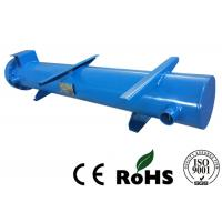 China Copper Nickel Alloy Marine Condensing Unit , Brass Brazing Shell Type Heat Exchanger wholesale